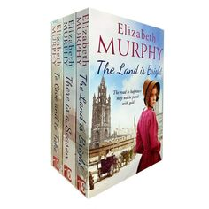 Elizabeth Murphy Liverpool Sagas 3 Books Collection Set Inc The Land is Bright