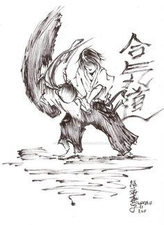 Aikido by wakana-sakamoto