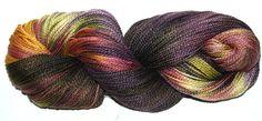 SEACELL MERINO hand dyed 4ply yarn 156g skein by YummyYarnsUK, £19.50