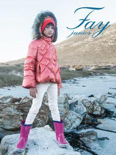 Fay Junior F/W 2014 photo by Marco Tassinari styling & concept Petra Barkhof