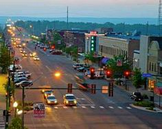 Fort Smith main street, Garrison Avenue, looking west. The blue hills are across the river in Oklahoma. The Arkansas River is the separation between the two states. Fort Smith Arkansas, Arkansas Razorbacks, Old West, Places Ive Been, North America, Places To Visit, Around The Worlds, City, Belle Starr