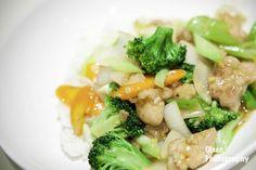 Matlykke: Kylling chop suey