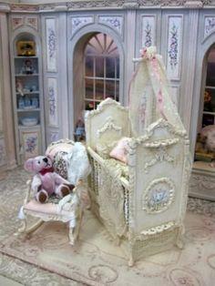 Fantasy Nursery by Bluette Maloney