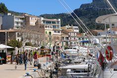 #Segeln um #Mallorca,  Yachtcharter Mallorca #Frühling
