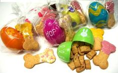 Easter Treats for your dog! Healthy Handmade treats!