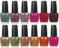Can never go wrong with OPI...especially the sparkly colors!!
