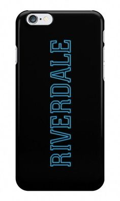 Our Riverdale Logo Phone Case is available online now for just Fan of Riverdale? You& love our Riverdale Logo phone case, available f. Cheap Phone Cases, Cute Phone Cases, Iphone Phone Cases, Iphone 4, 6s Phone Case, Coque Iphone 7 Plus, Iphone 6 Plus Case, Iphone 6s Preto, Black Iphone 7 Plus