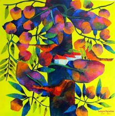 Pinzellades al món: Un bosc de colors / Un bosque de colores / A forest of colors