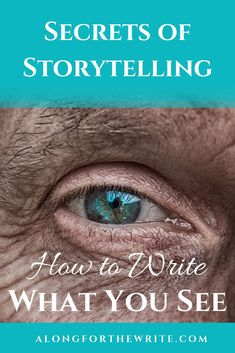 Want to know how to make your travel writing more powerful and how to keep your reader wanting to read more? Come learn one of the greatest secrets of storytelling: how to write what you see! Book Writing Tips, Writing Process, Writing Resources, Writing Help, Writing Skills, Book Writer, Writing Workshop, Writers Notebook, Writers Write
