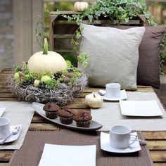 Schön für jeden Tag: Kissenhüllen und Tischsets BREEZE