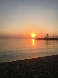 Hayırlı Cumalar. Happy Friday. #yorukparki #kemer #gündoğuşu #sunrise