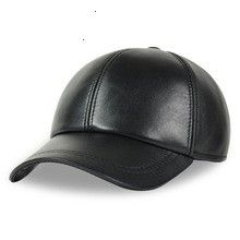 Deluxe Leather Adjustable Black Baseball Cap //Price: $25.99 & FREE Shipping //     #hashtag1