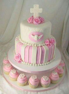 imagenes de tortas para comunion - Buscar con Google