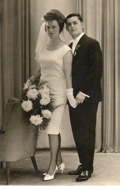 1960's newlyweds, Germany