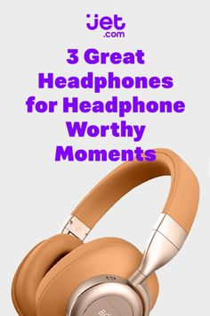From earbuds to over-the-ear, corded, to wireless and noise cancelling headphones, the options can be somewhat overwhelming. Here is a key if you are going to invest in a great pair of headphones.