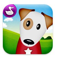 Park Math    The very cute Park Math app will help your child learn how to count up to 50 as a rabbit swings, how to add up ducks as they climb to the top of a slide, how to balance a see-saw by adding and subtracting mice, how to subtract as apples fall from a tree, how to order numbered dogs in sequence, and more.  Price: $1.99  Developer: Duck Duck Moose  Download: App Store