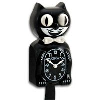 Kit Kat Clock - Black Cat Clock with Moving Tail and moving eyes! Kit Kat Clock, Moving Eyes, Cat Clock, Cool Clocks, Cat Wall, Retro Home Decor, Ol Days, The Good Old Days, Home Decor Furniture