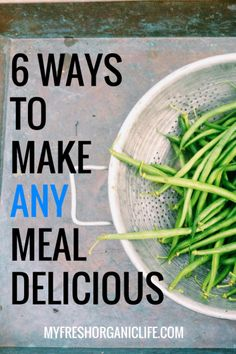 6 Ways to Make A Delicious Meal When You're Broke – My Fresh Organic Life