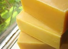 What could be more sweet and citrusy, more wholesome and clean, than lemon verbena? This soap is almost good enough to eat!