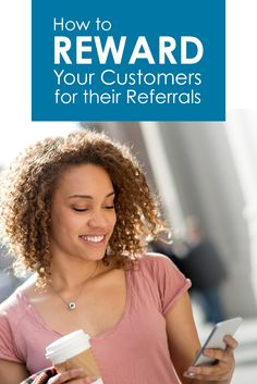 When you receive referrals from your customers, it's important to thank them for their good deed. Here's how to reward your customers for their referrals. Read the blog post to learn more!