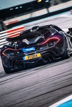 McLaren P1. Love this thing!