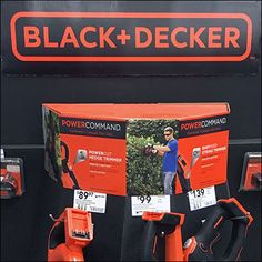 Too many years of watching late-night episodes of Dr Who (First broadcast 1963 with) makes me see Daleks in the polygonal shape of this Back & Decker lawn and garden power tool display. The uni… Garden Power Tools, Gardening Supplies, Dr Who, Lawn And Garden, Need To Know, Uni, Close Up, Display, Shape