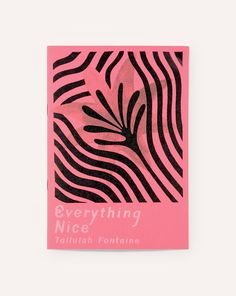 Everything Nice / Tallulah Fontaine – Draw Down