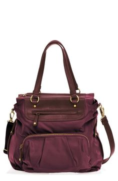 TWELVElittle 'Allure Tote' Nylon Diaper Bag available at #Nordstrom