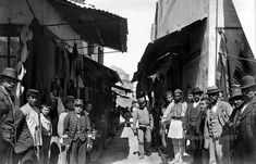 The Athens, Pandrosou street As Time Goes By, Athens Greece, Old Photos, The Past, Greek, History, Image, Inline, Athens
