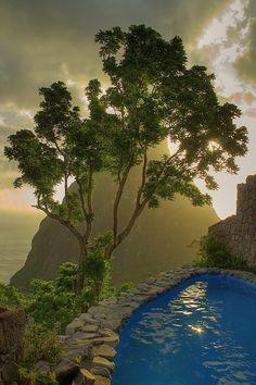 Ladera Resort.