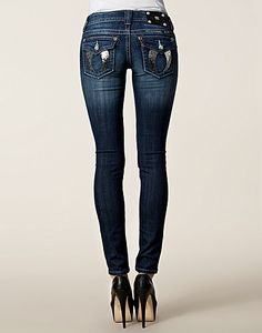 JEANS - MISS ME / ANYA JEANS - NELLY.COM
