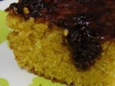 Risultati immagini per bolo de cenoura sem gluten