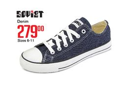 Kingsmead Shoes June Catalogue Chuck Taylor Sneakers, Chuck Taylors, Men's Shoes, June, Denim, Fashion, Moda, Man Shoes, Fasion