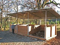 O2Compost - Horse Farm Applications