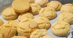 Από τα ποιο εύκολα μπισκότα λεμονιού που θα έχετε φτιάξει!!! ΣΥΝΤΑΓΗ ΥΛΙΚΑ: 2 αυγά, 100 γραμμάρια ζάχαρη, 100 γραμμάρια σπορέλαιο, ... Sweet Dreams, Muffin, Cooking Recipes, Cookies, Breakfast, Desserts, Food, Biscuits, Crack Crackers