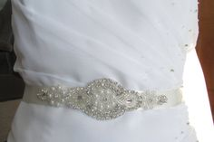 SALE Wedding Belt, Bridal Belt, Bridesmaid Belt, Bridesmaid Belt,, Crystal Rhinestone B102