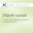 Vytvorím dizajn vizitky - Jaspravim.sk