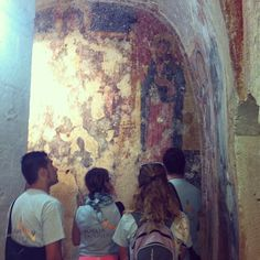 .@Viaggiareinpuglia Official | #storiaeavventura #leggende e curiosità #arte bizantina nella #gravina di #ma...