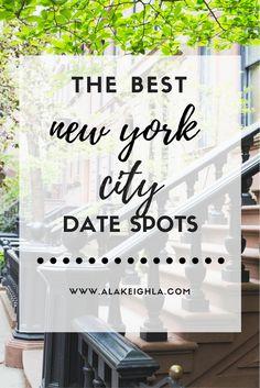 The Best New York City Date Spots