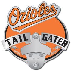 Baltimore Orioles MLB Tailgater Hitch Cover