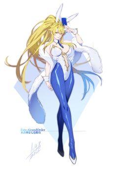 "★Azusa/5章楽しみマン!!! on Twitter: ""【FGO】バニーアルトリアルーラーさん!描けば出ると聞いて(◔౪◔)うおおお!網タイツ!!! #FGO… "" Fanarts Anime, Anime Manga, Anime Art, Fantasy Characters, Female Characters, Anime Characters, Character Art, Character Design, Arturia Pendragon"