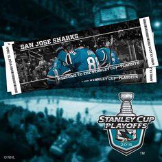 San Jose Sharks - 2016 Playoffs