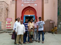 A grp picture at ambejogayi!