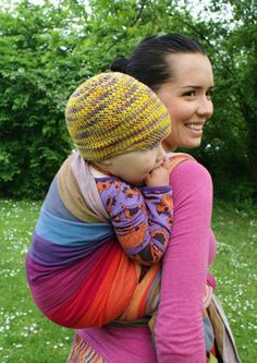 Girasol wrap - lovely colours