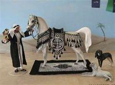 ... albums > Model Arabian Horse Costumes by Joy
