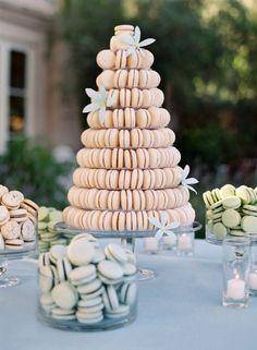 Inspírate con las 20 mesas dulces más originales para tu boda. ¡Deliciosas! Image: 7