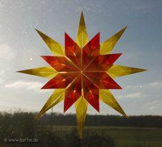 Fenstersterne in ihrer Leuchtkraft / Window-Stars in their luminosity *** thank you for your visit