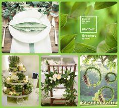 Detalles para decorar en Greenery, el color del Año en 2017!....mas en www.facebook.com/SusanitasParty ó instagram @ susanitasparty   #ideas #greenery #verde #color2017 #2017 #naturaleza #ecologico #susanitasparty #talentovenezolano