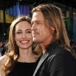 Angelina Jolie's First Appearance Since Double Mastectomy [VIDEO]