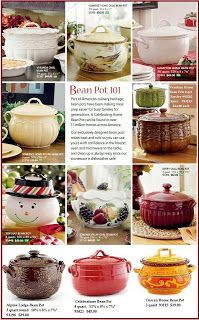 Bean Pot Tips